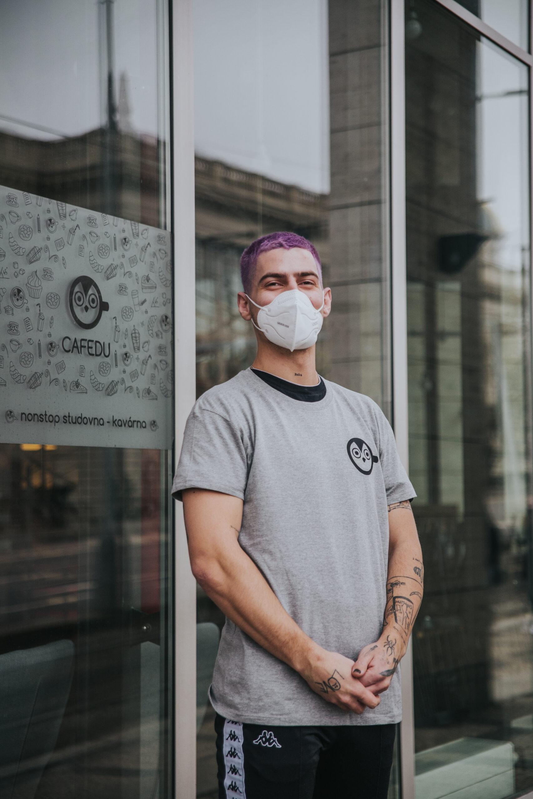 Unisex T-shirt ash